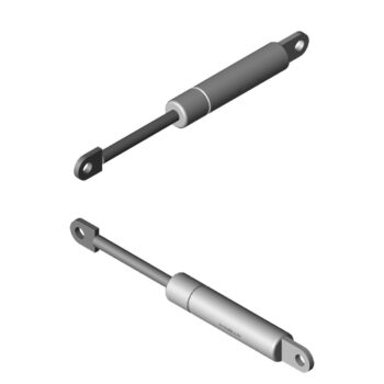 084379 Stabilus Molla a gas Lift-O-Mat 8x19 pneumatico