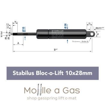 bloc-o-lift 10x28